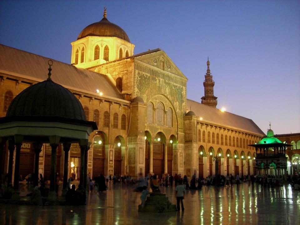 الجامع الأموي، دمشق